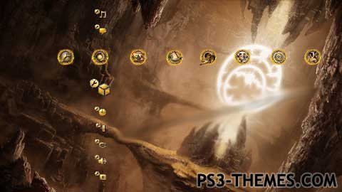 Free Custom Ps3 Themes | Frosty Army